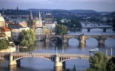 La ciudad de Praga