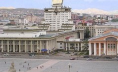 Ulan Bator, la capital de Mongolia