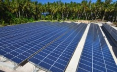 Tokelau, la primera isla del mundo que solo tiene energa solar